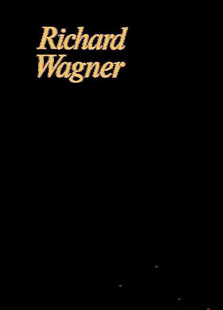 Richard Wagner: Documents and Texts to unfulfilled operas