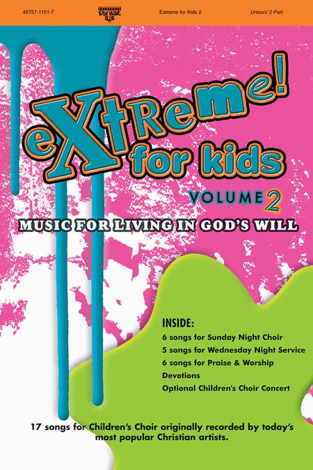 Extreme For Kids, Volume 2 (Listening CD)