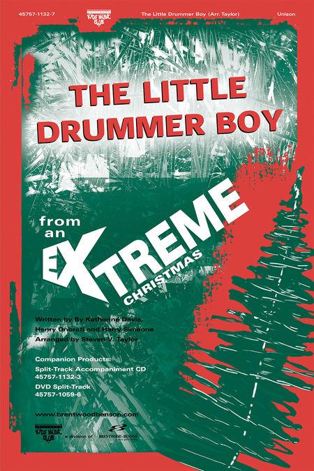 Little Drummer Boy (Anthem)