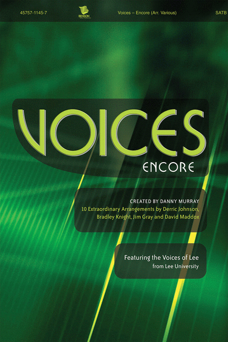 Voices Encore (Listening CD)