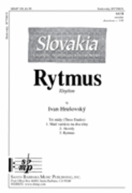 Rytmus - Piano Part
