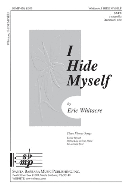 I Hide Myself