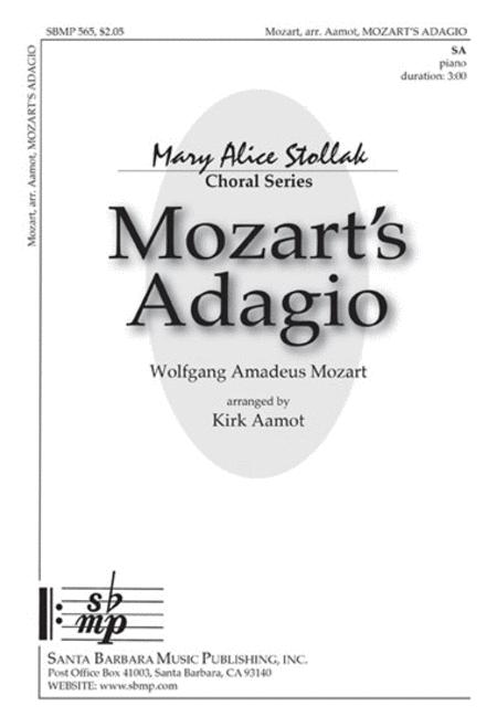 Mozart's Adagio