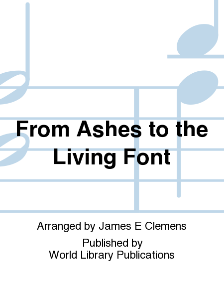 From Ashes to the Living Font