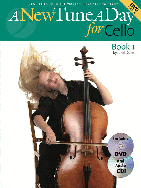 A New Tune a Day - Cello, Book 1