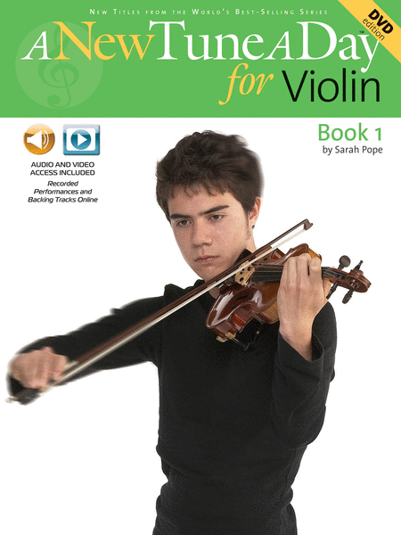 A New Tune a Day - Violin, Book 1