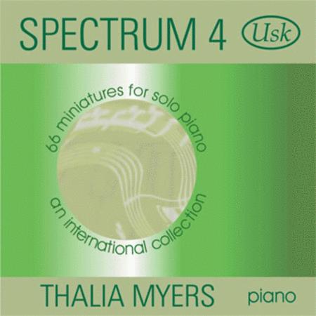 Spectrum 4 (CD)