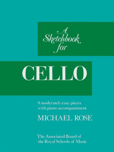A Sketchbook for Cello