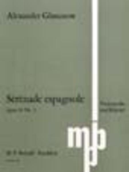 Serenade espagnole Op. 20 No. 2