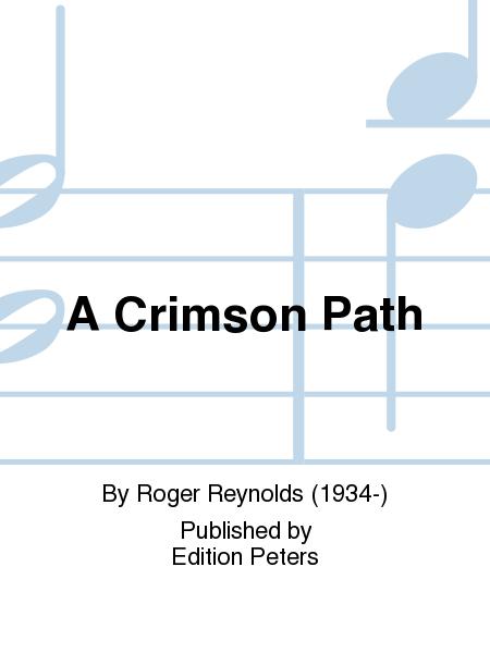 A Crimson Path