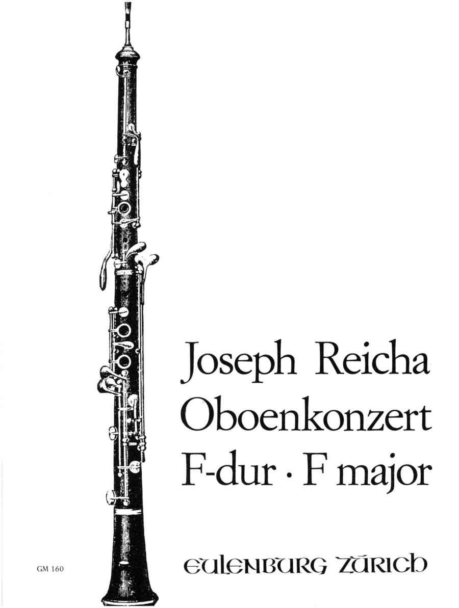 Concerto in F Major for Oboe & Orchestra