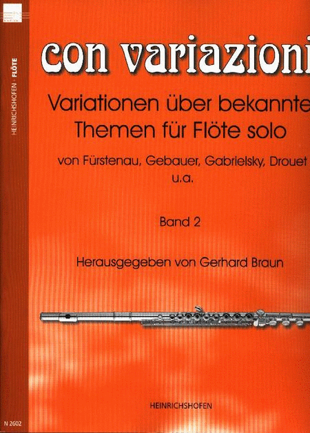 Con Variazioni, Vol. 2