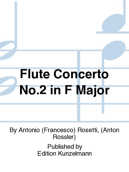 Flute Concerto No. 2 in F Major