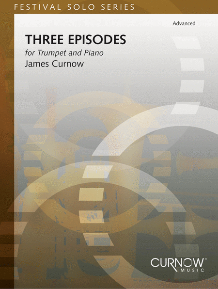 Three Episodes for Trumpet and Piano