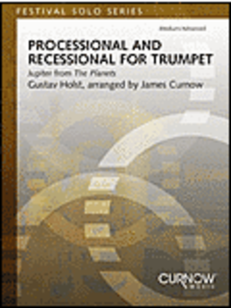 Processional and Recessional for Trumpet