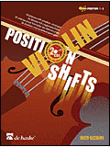 Position Shifts Violin Book/CD