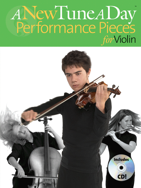 A New Tune a Day - Performance Pieces for Violin