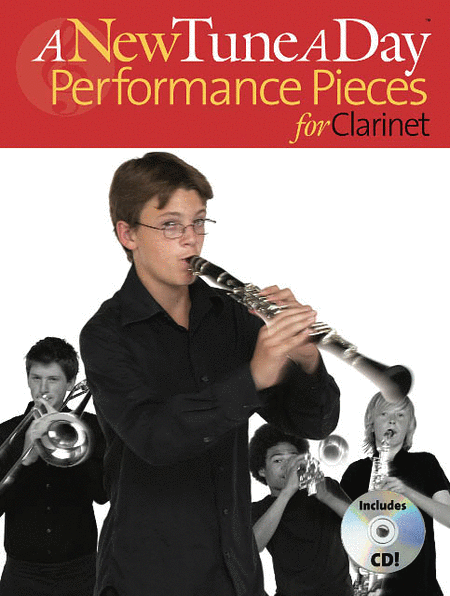 A New Tune a Day - Performance Pieces for Clarinet