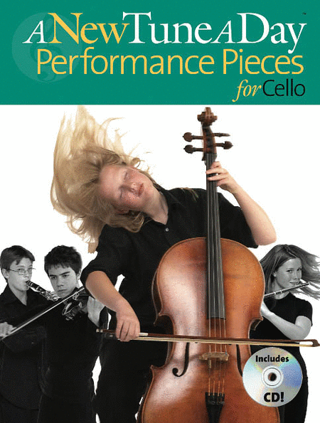 A New Tune a Day - Performance Pieces for Cello
