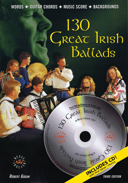 130 Great Irish Ballads