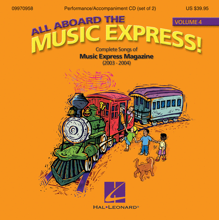 All Aboard the Music Express Volume 4