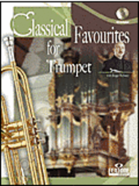 Classical Favourites For Trumpet Easy-intrmed Book/CD