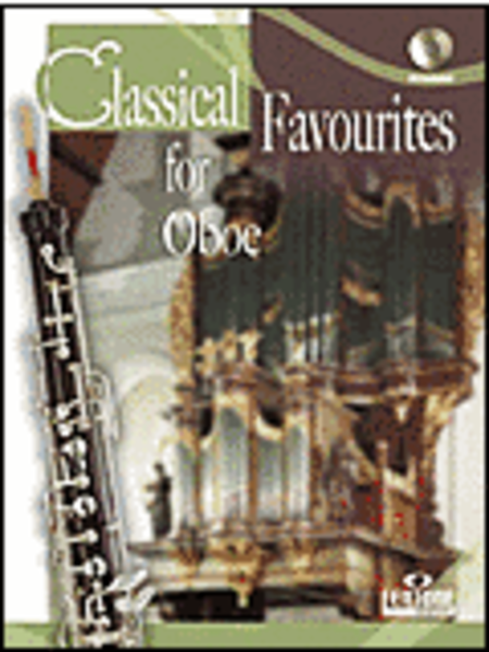 Classical Favourites For Oboe Easy-intrmed Book/CD