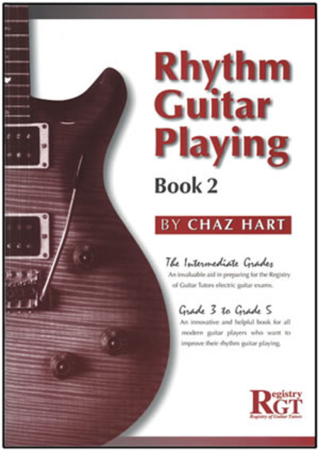 RGT - Rhythm Guitar Playing, Book 2