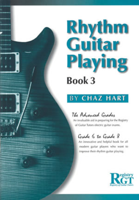 RGT - Rhythm Guitar, Playing Book 3