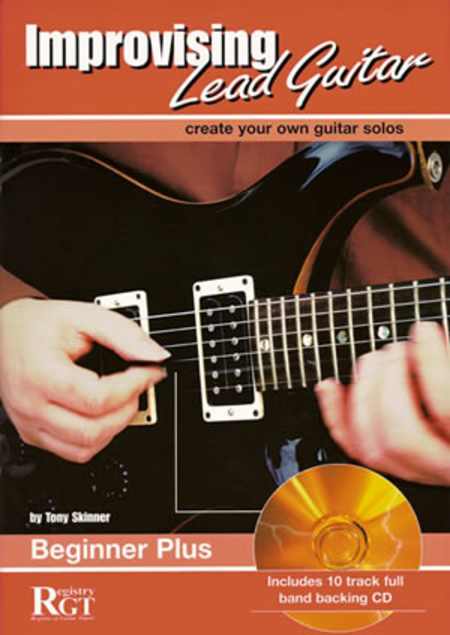 RGT - Improvising Lead Guitar, Beginner Plus