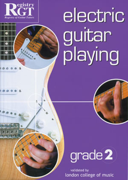 RGT - Electric Guitar Playing, Grade 2