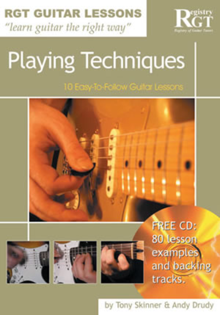 RGT - Guitar Lessons, Playing Techniques