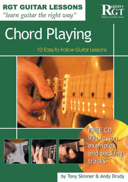 RGT - Guitar Lessons, Chord Playing