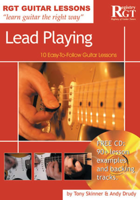 RGT - Guitar Lessons, Lead Playing
