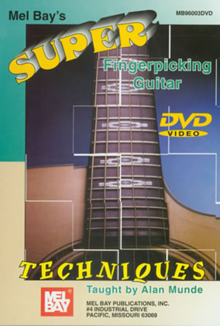Super Fingerpicking Guitar Techniques