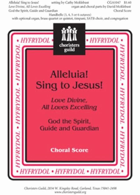 Alleluia! Sing to Jesus! - Reproducible Instrumental Parts