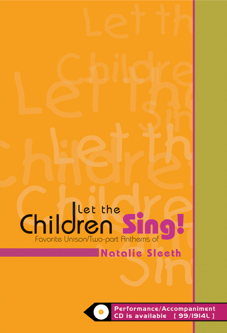 Let the Children Sing!