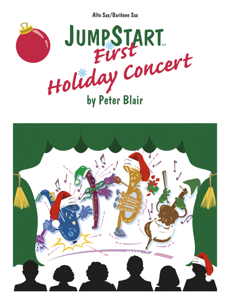 JumpStart First Holiday Concert - Alto Sax/Baritone Sax