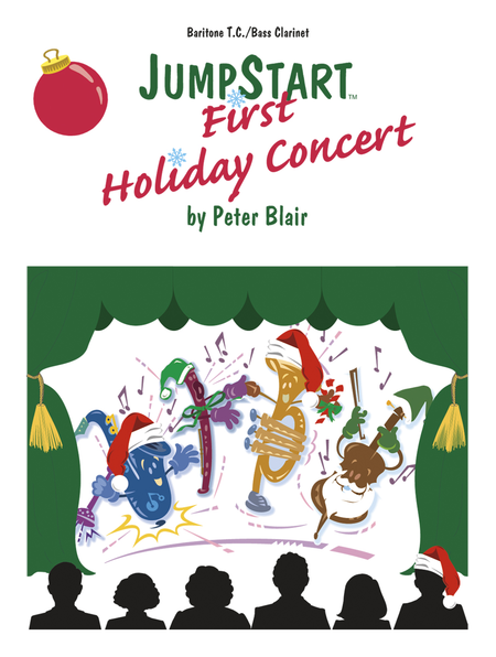 JumpStart First Holiday Concert - Bari T.C./Bass Clarinet