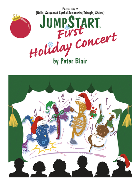 JumpStart First Holiday Concert - Percussion 2 (opt.)