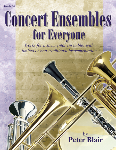 Concert Ensembles for Everyone - Score