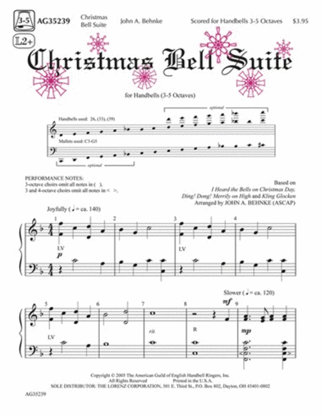 Christmas Bell Suite