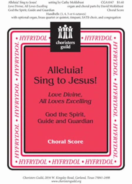 Alleluia! Sing to Jesus! - Choral Score