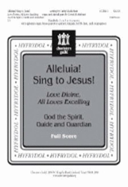 Alleluia! Sing to Jesus! - Full Score