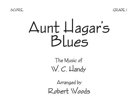 Aunt Hagar's Blues - Score