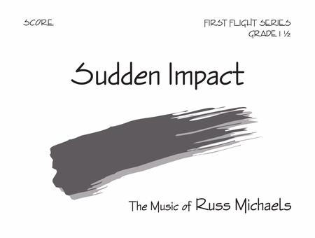 Sudden Impact - Score