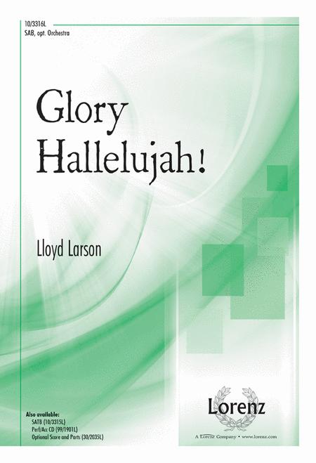 Glory Hallelujah!