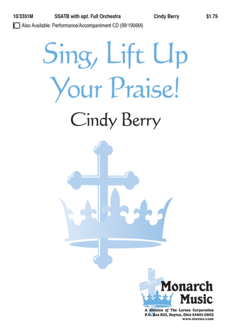 Sing, Lift Up Your Praise!