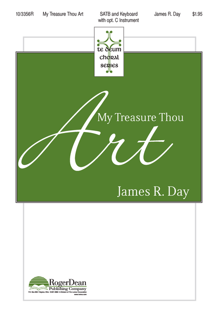 My Treasure Thou Art