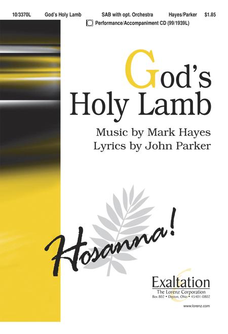 God's Holy Lamb